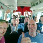 Leden organiseren zelf ook gezellige reizen